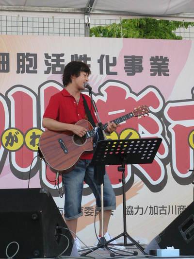 第6回加古川楽市を終えて(4)ジュン・ヤマムラ スペシャル