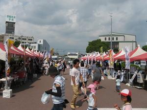 第6回加古川楽市を終えて(2)ステージ9/7編