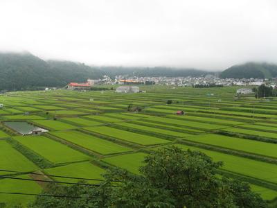 野沢農産~長野県野沢温泉村~2009/08/30