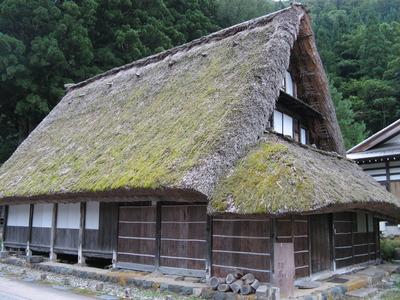 世界遺産の地、五箇山~富山県南砺市~2009/08/30
