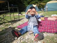 秋のキャンプ in佐用