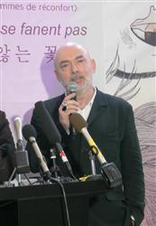 韓国展実施を後悔、仏主催者「すべて不満」