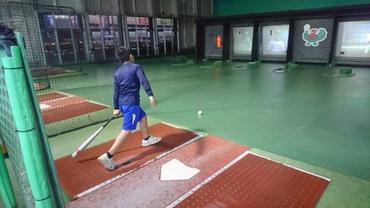 野球教室(メジャードーム姫路太子)