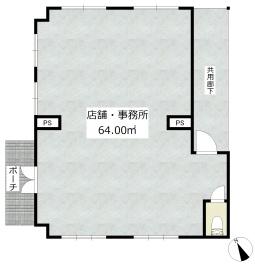 加古川市加古川町粟津の新築店舗シャーメゾンルナ(賃貸)