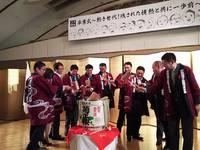 YEG 平成27年度卒業式例会