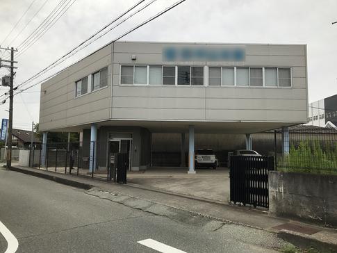 高砂市緑丘の貸事務所・倉庫(賃貸)