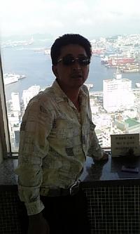 釜山タワーじゃ