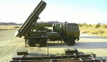 北朝鮮、新型ロケット砲を配置か