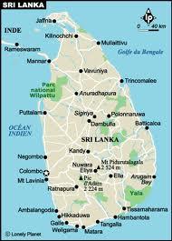 スリランカへ