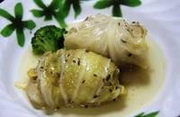 ロールキャベツ&白菜