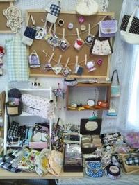 """7days shop参加作家""""布小物のY.S.さん"""""""