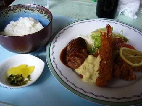 洋食屋ポム・ド・テール(加古郡稲美町)