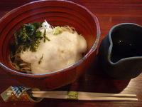 十割蕎麦 さくら☆冷やかけ蕎麦(神戸市須磨区)