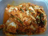 韓国出張のお土産で☆豚キムチ丼(ウチゴハン)