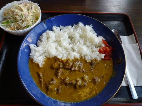 喫茶・禅☆自家製カレー(加古川市加古川町)