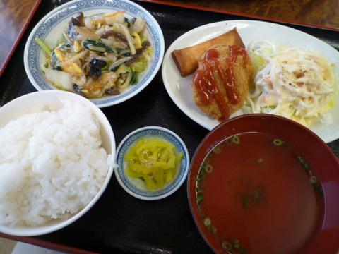 中華料理 清龍園☆500円ランチ(加古川市神野町)