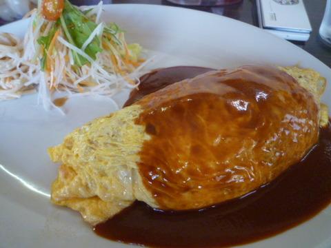洋食の太陽 ☆チリオムライス(三木市緑が丘)