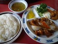 中華料理 天津閣☆日替わり定食(加古川市野口町)