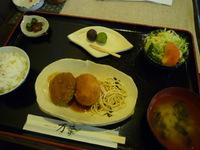 町家カフェ・レスト 万葉☆小町定食(神戸市西区)