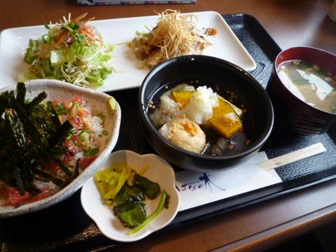 Kitchen cafe はなの木☆(高砂市伊保港町)