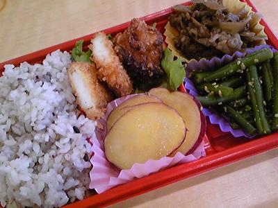 咲菜(さかな)のお弁当