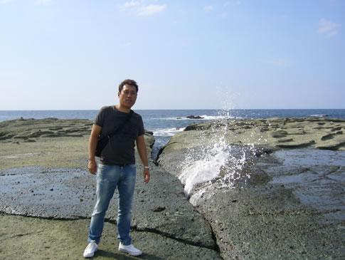 深浦千畳敷海岸