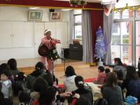 12月22日 えのちゃんサンタのクリスマス会