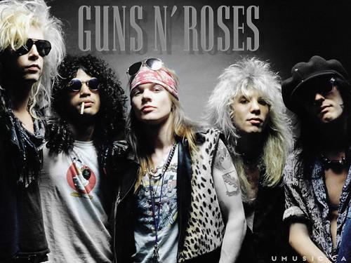 Guns N' Roses(ガンズ・アンド・ローゼス)