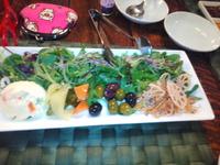 土筆サラダ