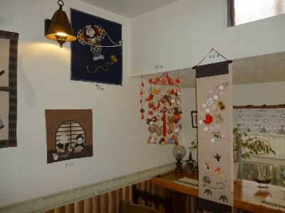 和のパッチワーク展 「 北越アヤ子作品展」