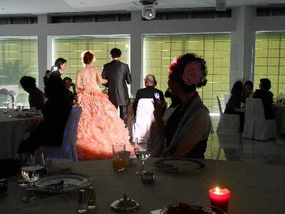 2014年 模擬披露宴
