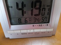 室温34.2℃