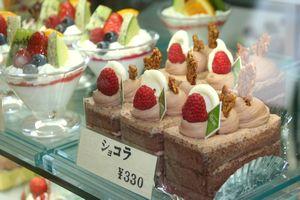 【キャンドル カフェ】ケーキバイキング協力店④