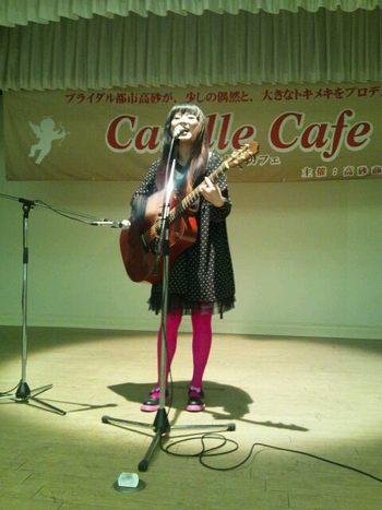 2012年キャンドルカフェ開催模様