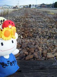 三木鉄道に・・・