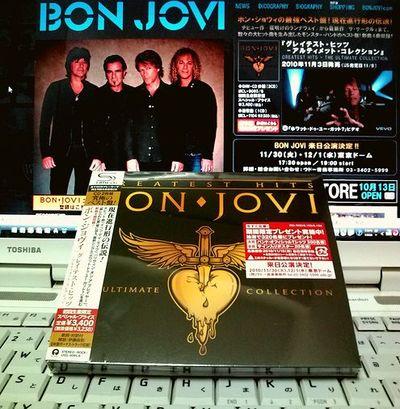 BON JOVI/GREATEST HITS
