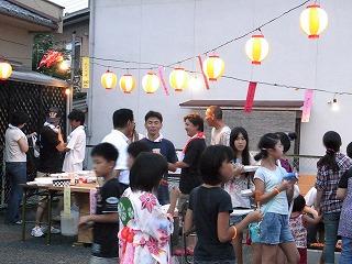 夏祭り2010