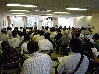 「日韓の正しい歴史」講演会報告