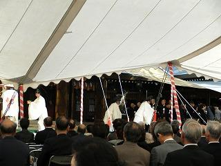 姫路護国神社秋季慰霊大祭