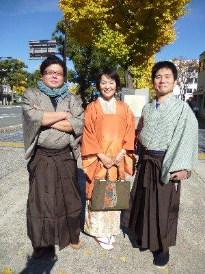 姫路城下町お散歩会