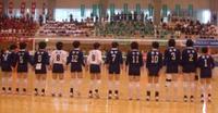 2010年度「全国中学校バレーボール選手権」大会結果!