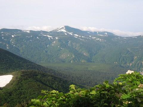 八甲田硫黄岳