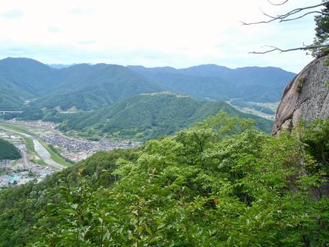 竹田城跡の大展望