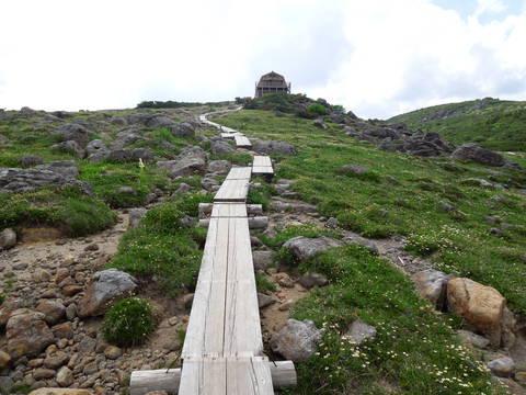 雲ノ平山荘