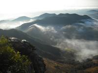 高御位山からの雲海