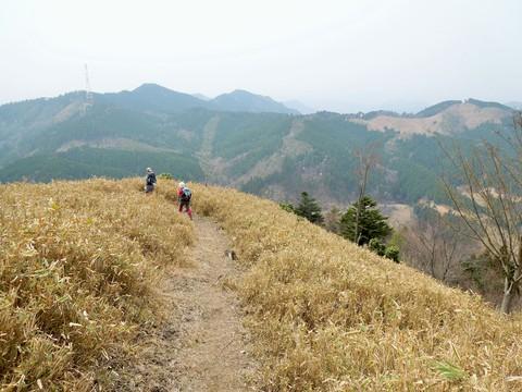 鉾立山-阪水山