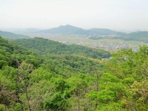 平荘湖方面