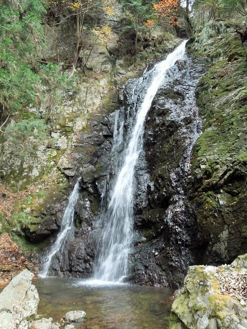 小河内の滝