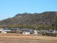 善防山から笠松山を周回