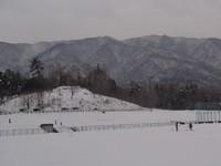 雪の蛇谷ヶ峰